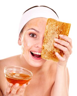 Natural honey mask recipe