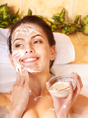 Natural homemade moisturizer