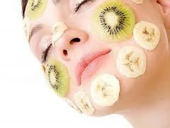 Banana Face Mask