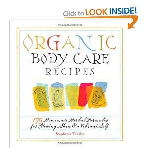 Organic skin care recipes