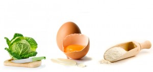 Vitamin B3 Cabbage And Egg Face Mask