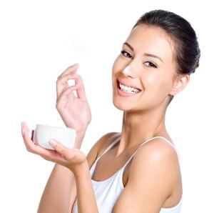 Homemade skin cream