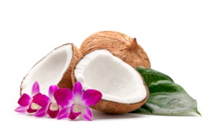 Coconut oil face mask ingredients