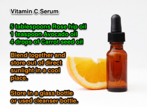Brighten And Protect Skin With Vitamin C Mask And Serum