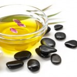Carrier oils for mature skin