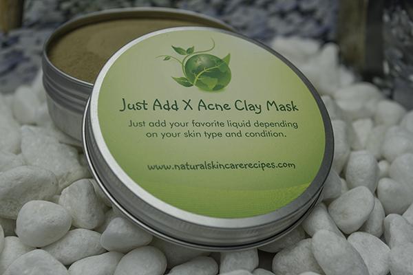 Just Add X Acne Mask