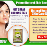 Natural Home Made Skin Care Recipes