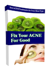 Acne Treatment Book Review: Fix Your Acne by James Jenick