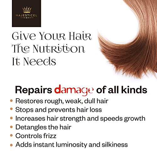 Best Natural Hair Treatment For Dry Damaged Hair