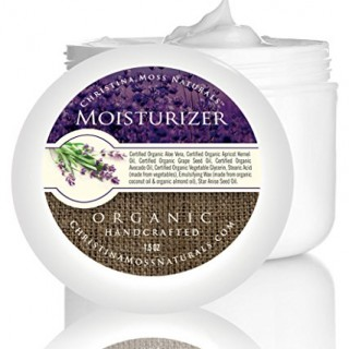 Facial-Moisturizer-Organic-and-100-Natural-Face-Moisturizing-Cream-for-Sensitive-Oily-or-Severely-Dry-Skin-Anti-Aging-and-Anti-Wrinkle-for-Women-and-Men-By-Christina-Moss-Naturals-0