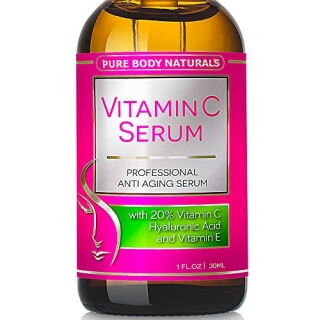 Vitamin-C-Serum-for-Face-with-Hyaluronic-Acid-20-C-E-Professional-Topical-Facial-Skin-Care-Helps-Repair-Sun-Damage-Fade-Age-Spots-Dark-Circles-Wrinkles-Fine-Lines-BEST-ORGANIC-1-oz-0