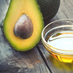 natural avocado oil for tanning
