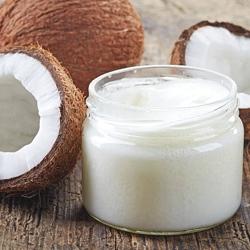 natural coconut oil for tanning for sensitive skin