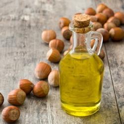 natural hazelnut oil for tanning