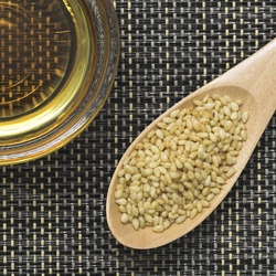 sesame seed oil for tanning