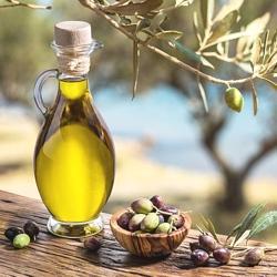 vitamin E rich olive oil for tanning