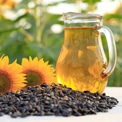 sunflower oil for tanning